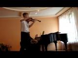С.В.Рахманинов - Романс (не полностью)