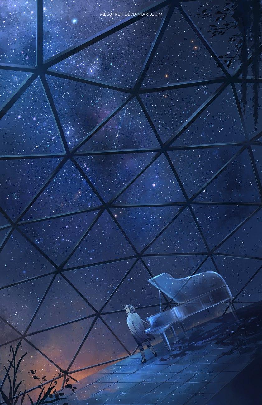 Звёздное небо и космос в картинках - Страница 39 OxNaUl72Pz0