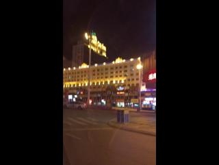 Приграничный китайский город Суфэньхэ