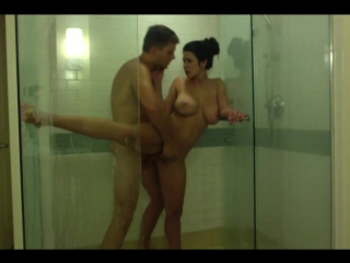 Chloe lamb shower sex