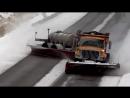 Крутой чистильщик снега ¦ Cleaner snow