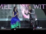 Fancam Yoona - Interview Part 2  (170113  The K2 Fanmeet in Taiwan)