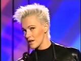 ROXETTE - Fading Like A Flower (Caramba Swedish TV91)