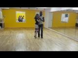 Salsa Social 13.07.2017, KIZOMBA 1,   Тьерри Деа и Оксана Костромина