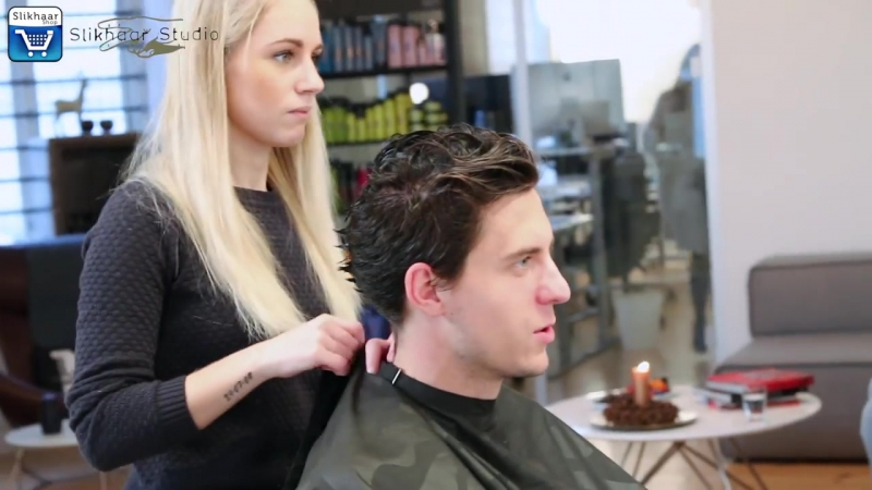 Mario Gomez Hair _ Mens Hairstyling Inspiration by Slikhaar TV