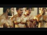 I Tamil Movie Terrible Fight Scene -- Risk Fighting Scene in Indian Cinemas