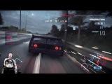 Need for Speed Удивительно приятная Ferrari F40 NFS 2015/2016 на руле Fanatec Porsche 911 GT2