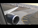Powerful Engine Sounds Great HD 757 Takeoff From Philadelphia