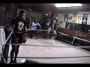 Iron Mike Tyson Spars – No Headgear – February 9, 1987