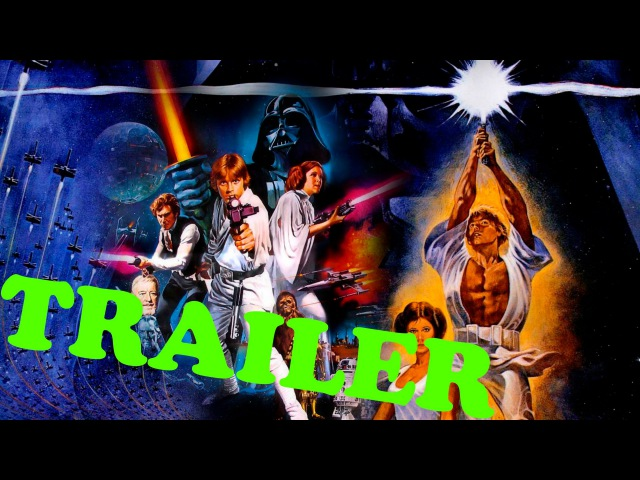 Звёздные войны Эпизод 4 Новая надежда США 1977 год FullHD