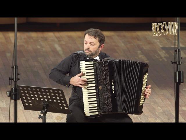 FANCELLI La Cumparsita - Mirco Patarini, accordion ФАНЧЕЛЛИ Кумпарсита - Мирко Патарини