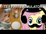 Fluttershy plays Tea Party Simulator (+more!)