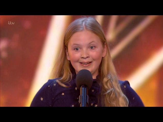 Beau Dermott Britain's Got Talent 2016 Audition week 1