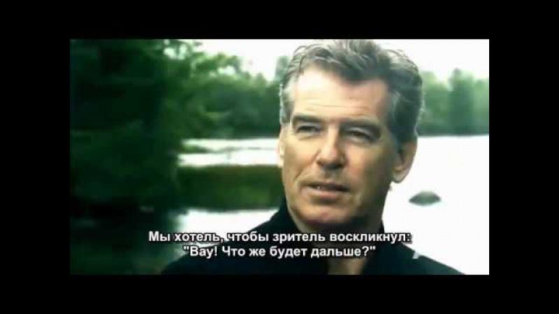 Мешок с Костями (бонус) - интервью с актёрами.