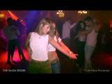 LINDA SAENZ &amp MARCELA Bachata Social Dance @ TSR