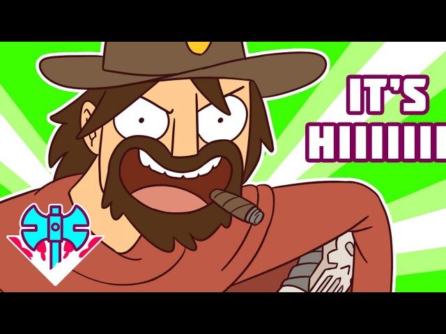 It's High Noon - Overwatch Parody