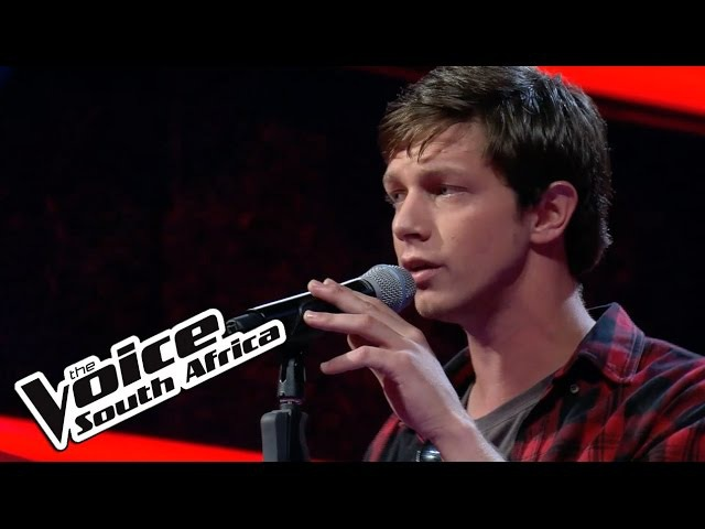 Almur Marais sings George Ezra's Budapest | The Blind Auditions | The Voice South Africa 2016