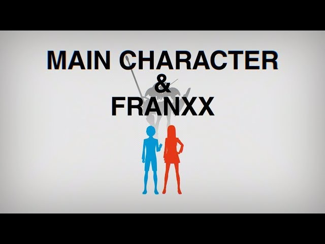 Трейлер DARLING in the FRANXX CM1
