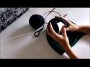Шапка бини Вязание по кругу Шапка без швов Шапка спицами для начинающих Подробный видеоурок