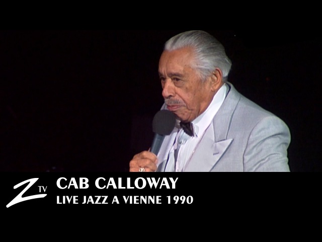 Cab Calloway - St James Infirmary Minnie The Moocher - LIVE