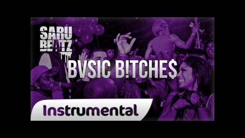 Club Heavy 808 Bass Rap Beat Instrumental BVSIC B!TCHE$ - SaruBeatz