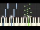 Песня гравити фолз на пианино. Самоучитель