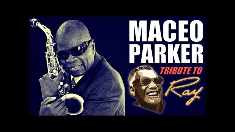 Maceo Parker Tribute to Ray Charles Live at Heineken Jazzaldia 2008