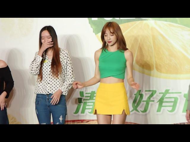 韓團 EXID 20170329 Part6 人氣成員 Hani 獨登台代言「fuze tea 飛想茶」Live EXID-HaNi 專屬攝影師玉米...拍25885