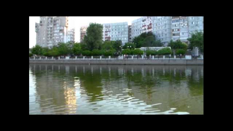 Энергодар Прогулка по каналу с магнитом гп на 200 кг.