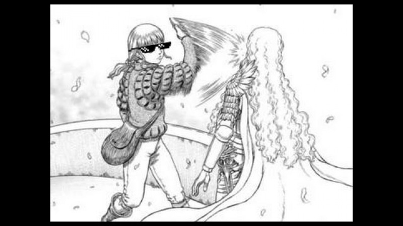 Griffith gets bitch-slapped