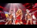 Eurovision 2009 Ukraine Svetlana Loboda be my valentine! Anticrisis girl