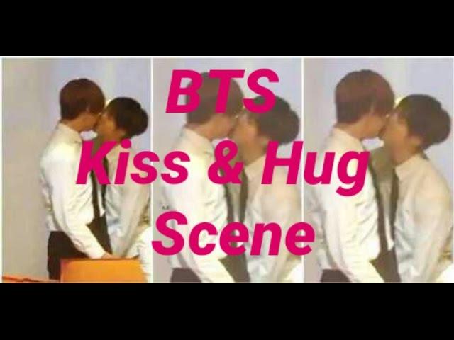 BTS Hug Moments