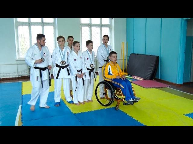 Житомирські каратисти серед призерів відкритого міжнародного турніру в Польщі