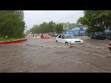 Крым / Потоп в Симферополе / Неожиданный сюрприз / Влог