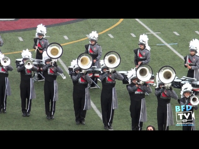 Saints Brigade Drum and Bugle Corps @ Everett MA Community Night Drum Corps Show - BFDTV /