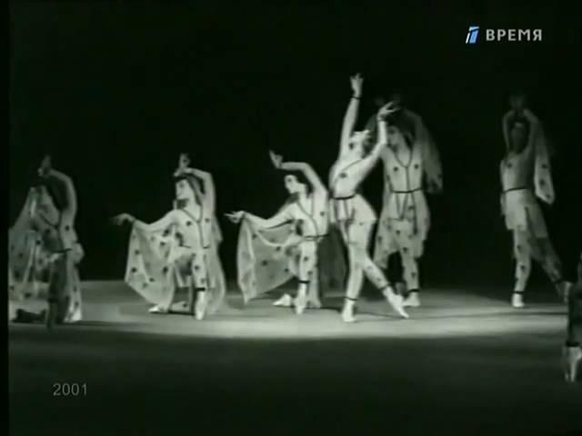 Серебряный шар (ОРТ, 14.07.2001) Наталия Бессмертнова