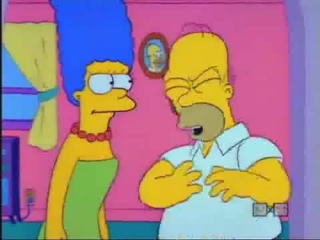 [HQ] Homer Simpson - D'oh, d'oh, d'oh (2x2TV)