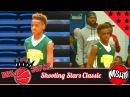 LeBron James Jr is BECOMING A BEAST - Dru Joyce Shooting Stars Classic Mixtape