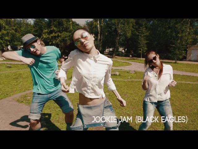 Dancehall Fab. by Kari Gyal / Pasha Zimin, Asya Bobcat, Aidana / KEVOH YOUT - PAPA
