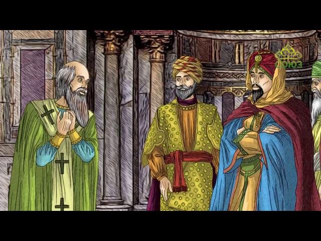 Мульткалендарь. 23 января. Преподобный Дометиа́н, епископ Мелити́нский.