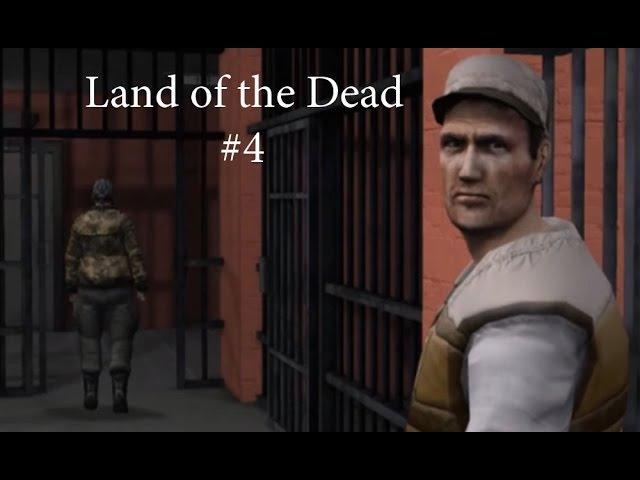 Land of the Dead[4] - Полицейский участок и негодяй