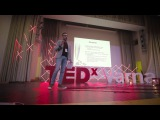 Psychedelics effects on the human brain and physiology Simeon Keremedchiev TEDxVarna