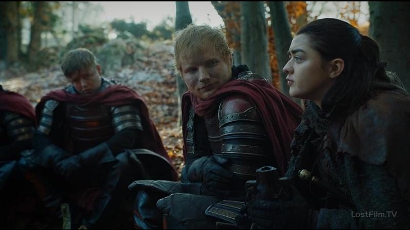 Game of thrones |7х01| Арья Старк