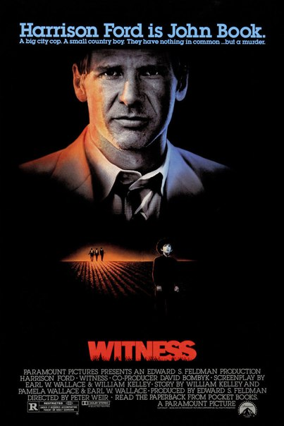 Свидетель / Witness (1985)