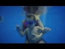 Раннее плавание. Папайя Кемерово -Ксюша и Глеб
