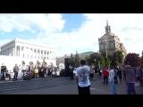 Киев.27 мая,2017.День Киева (видео Михаила Волгина)