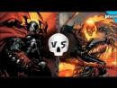 Спаун vs Призрачный гонщик фан-трейлер/Ghost Rider v Spawn׃ Eternal Darkness Fan Trailer 2017 Michael Jai White, Nicolas Cag