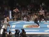 Hiroshi Tanahashi, Koji Kanemoto vs. Kota Ibushi, Takeshi Morishima (552009)