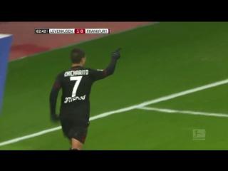 Лучшие голы Уик-энда #6 (2017) / European Weekend Top Goals [HD 720p]