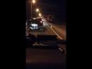 авария. к Астрахани